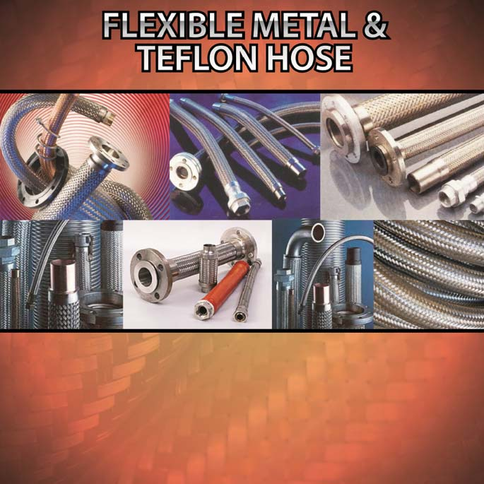 Flexible Metal Teflon